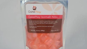 Creating free-standing sugar showpieces with CakePlay Isomalt Nibs