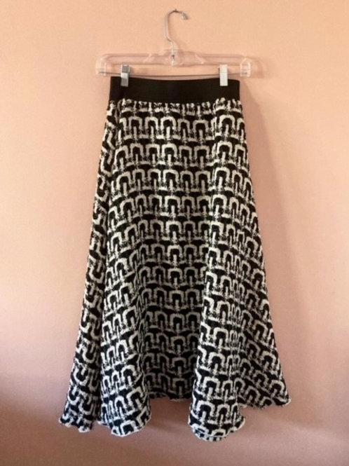 Matka Silk Skirt