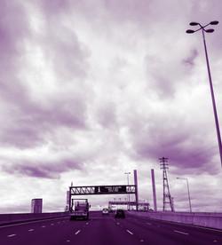 Bolte Bridge Traffic