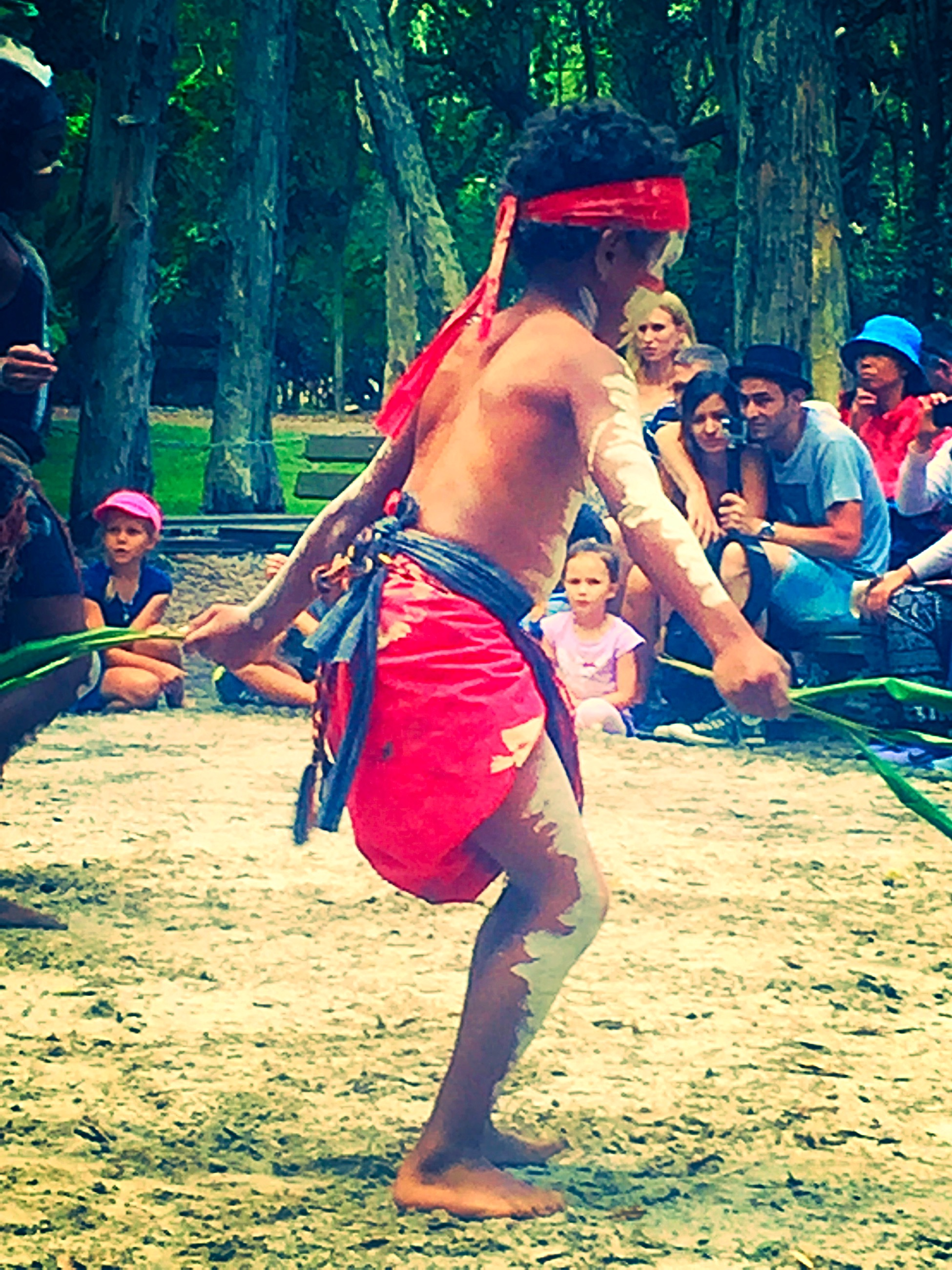 Indigenous Dance