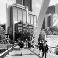 Southbank Pedestrian Bridge