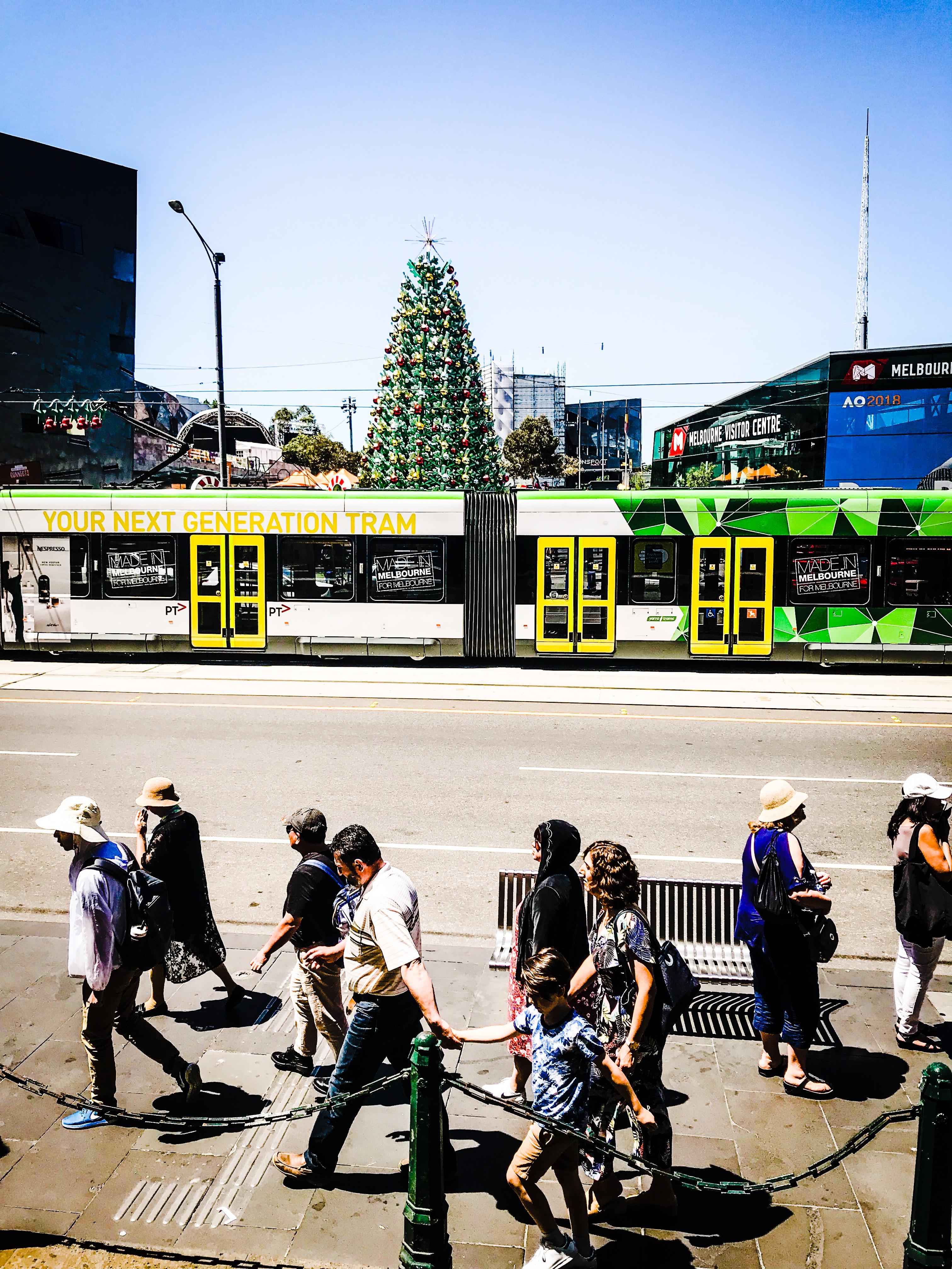 Melbourne Xmas