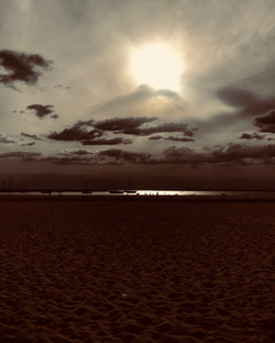 Port Melbourne Sunset