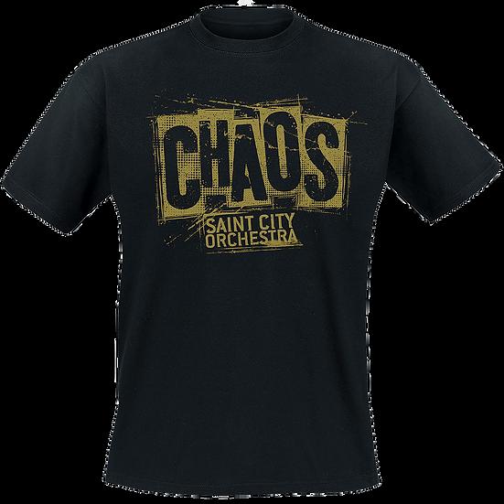 CHAOS - Männer - black