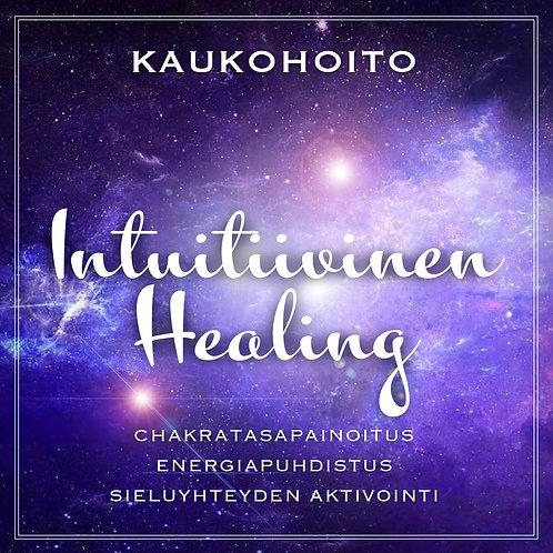 Kaukohoito: Intuitiivinen Healing