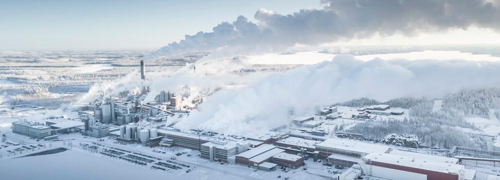 Stora Enso / Kaukopään tehtaat