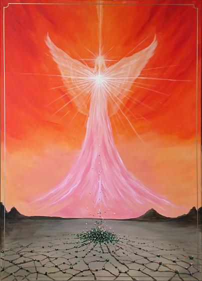 Sielunkuva Myötätunnon enkeli