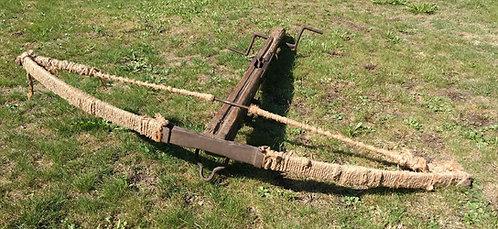 Antique European Siege Balista (Belagerungs-armbrust) crossbow