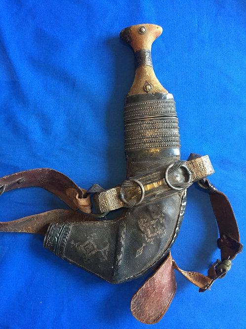 Omani Khanjar dagger