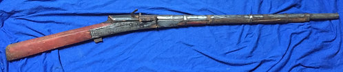 Indian Toradar Matchlock rifle