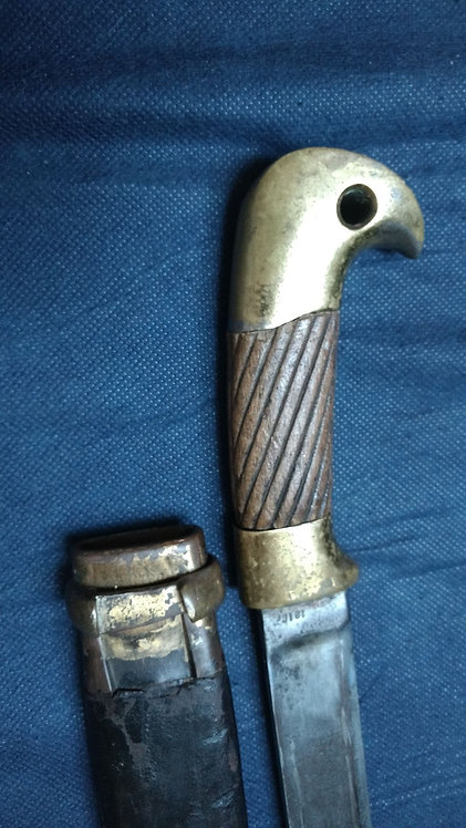 Russian Shashka sword M1881 dated 1916