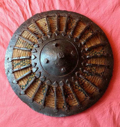 Ottoman Buckler Shield 18th century