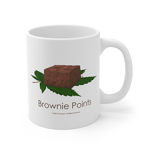 Brownie Points Mug