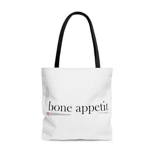 Bone Appetit Tote Bag