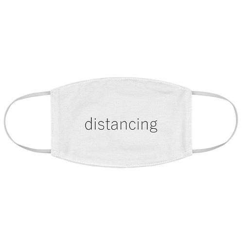 Distancing Fabric Face Mask