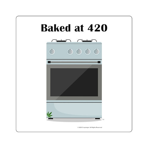 bake at 420 items