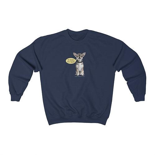 Yo Quiero Pot Smell Crewneck Sweatshirt