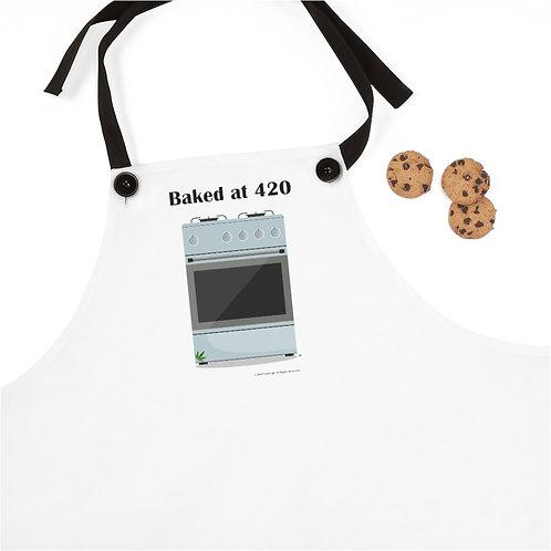 Baked at 420 Apron