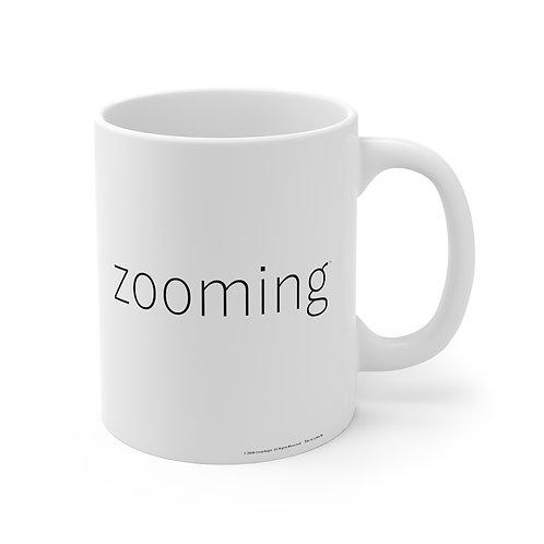 Zooming Mug