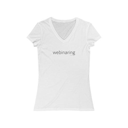 Webinaring T-shirt for Women