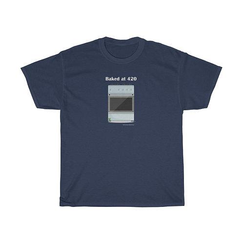 Baked at 420 T-shirt
