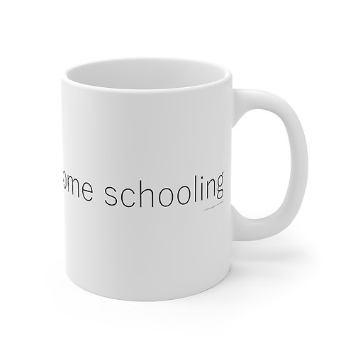 Home Schooling Mug