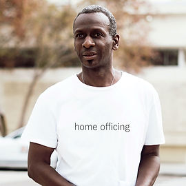 Home officing T-shirt