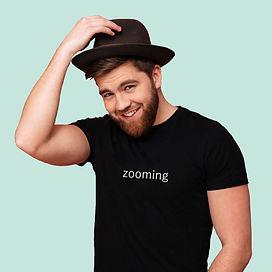 Zooming T-shirt