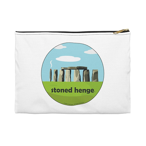 Stoned Henge Pouch