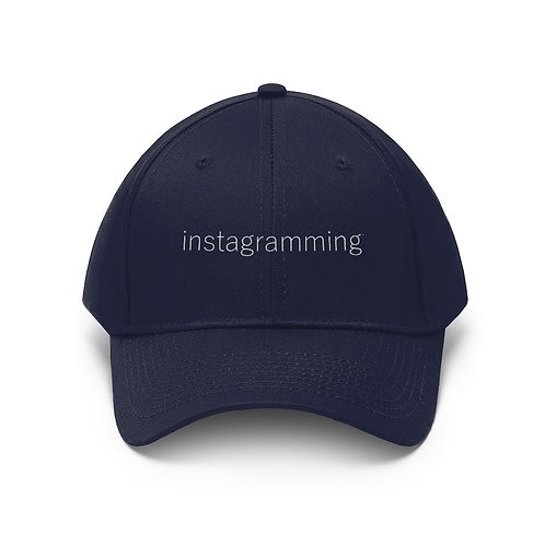 Instagram hat