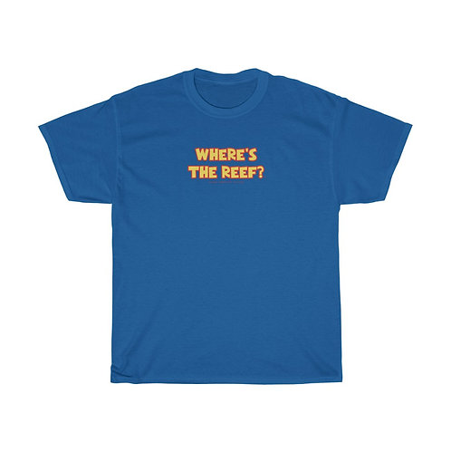 Where's the Reef T-shirt