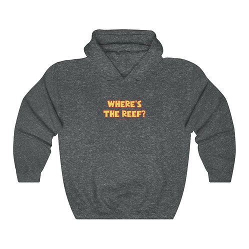 Where's the Reef Hooded Sweatshirt