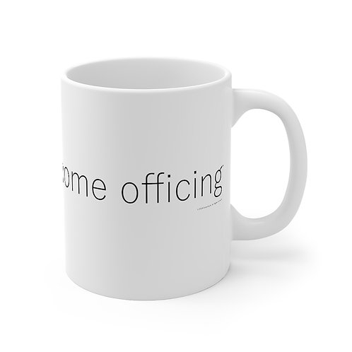 Home Officing Mug