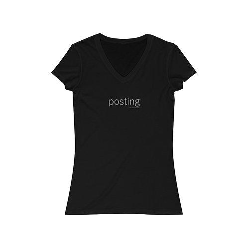 Posting T-shirt