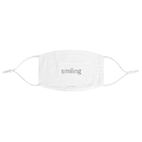 Smiling Face Mask