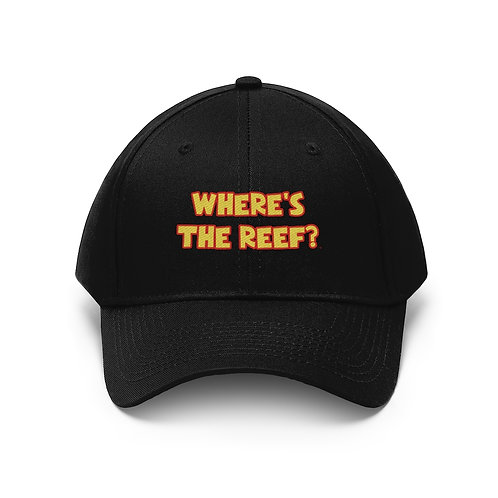 WHERE'S THE REEF Hat