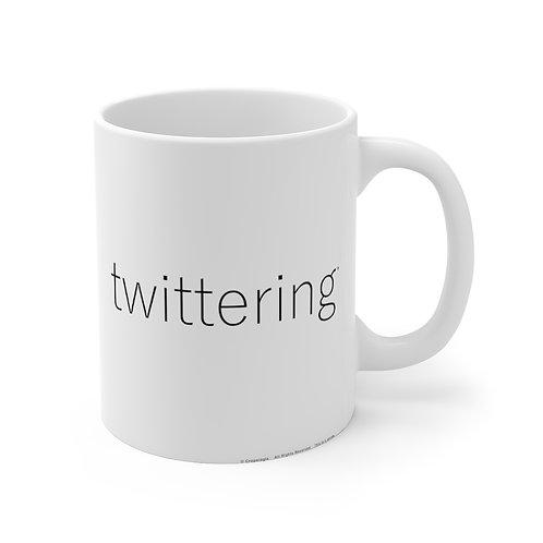 Twittering Mug