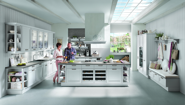 Modern Cottage Kitchen & Bathrooms