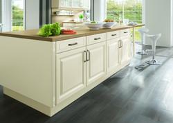 Modern Cottage Kitchen Cabinets Katy