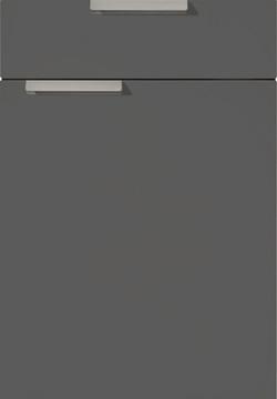 slate grey high gloss