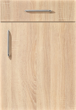 Virginia Oak reproduction