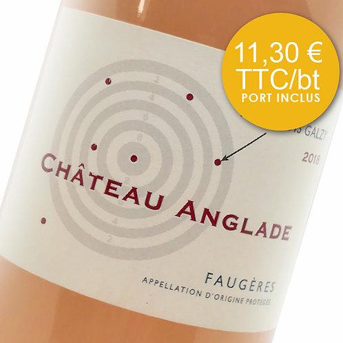 Château Anglade Cuvée Rosé 2019 - Carton de 6 bouteilles