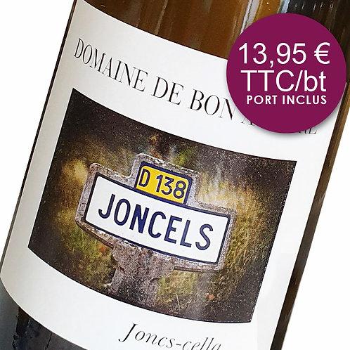 Domaine de bon augure - Joncs-cella - Blanc 2018 - Carton 6 bouteilles