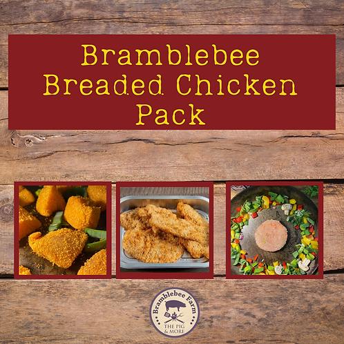Bramblebee Breaded Chicken Pack