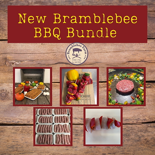 The New Bramblebee BBQ Bundle