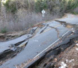 Oro-Quincy Highway Storm Dmage