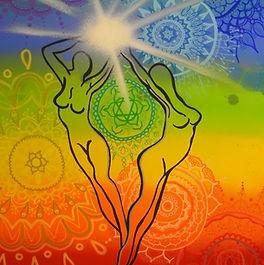Chakra Soul Sisters Weipa Cape York Art Una Miller