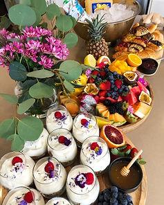 Breakfast Grazing Table
