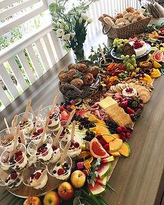 Wedding Breakfast Graze