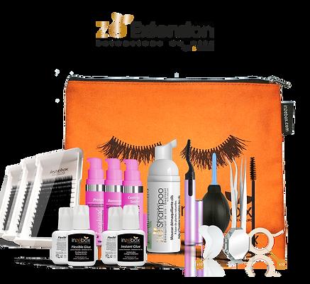 Kit démarrage Extension de Cils by inzebox.com